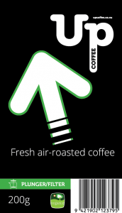 Up Coffee, Freshly Roasted, Fair Trade Organic Coffee